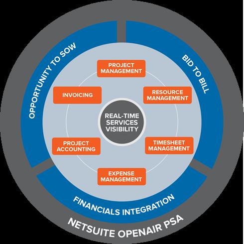 NetSuite OpenAir | Leading Cloud Based PSA Professional